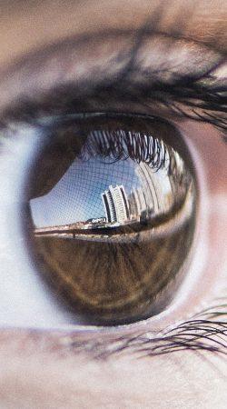 eye, reflex, photography